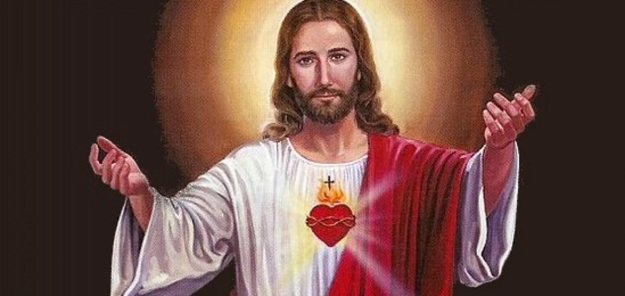 19 DE JUNHO DE 2020 DIA DO PADROEIRO DO MUNICÍPIO DE ITACAJÁ, SAGRADO CORAÇÃO DE JESUS